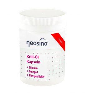 Krill Öl Kapseln plus Silizium Ralu Kosmetik Graz